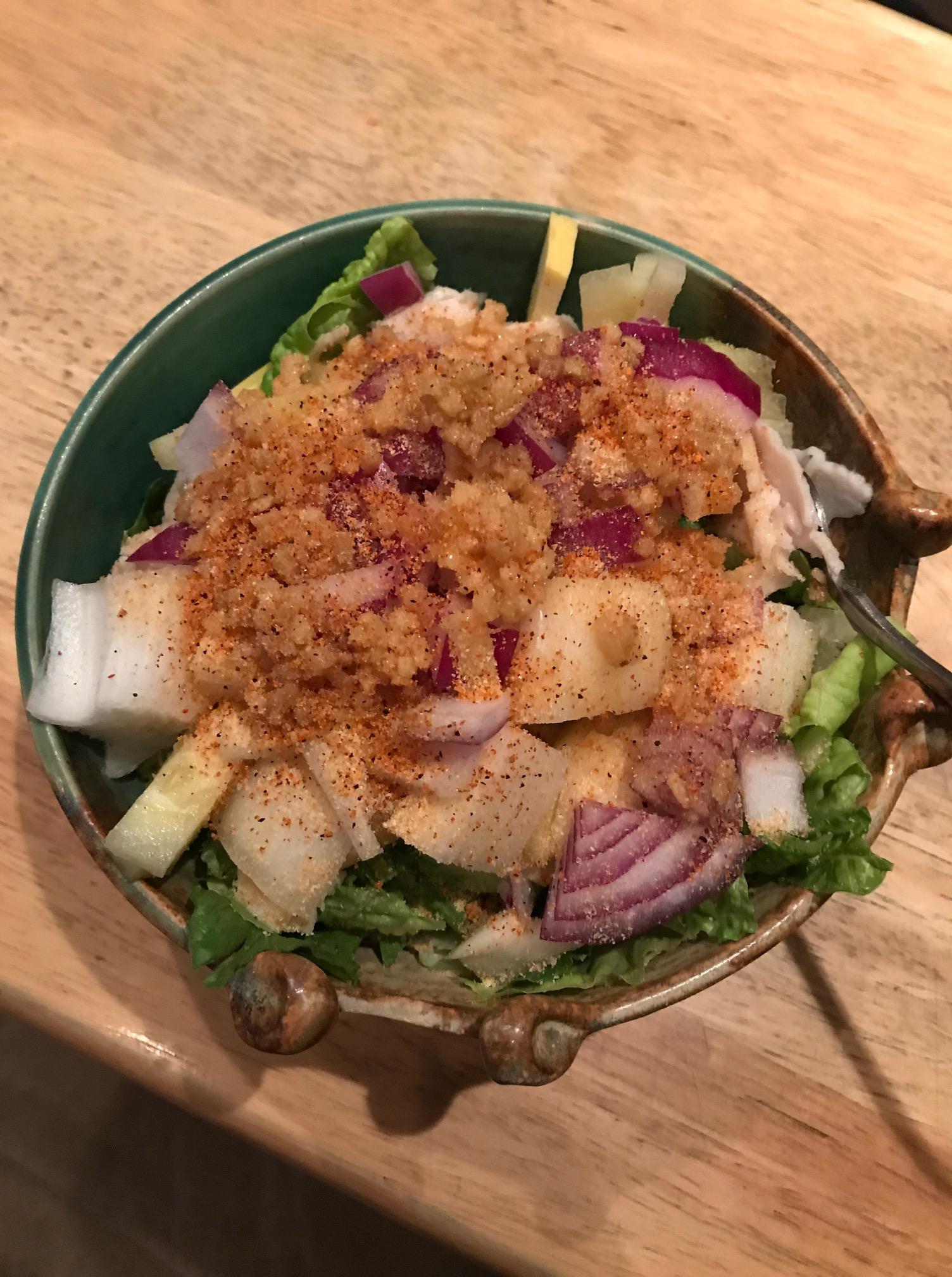 Sheila Raw Salad lunch.JPG