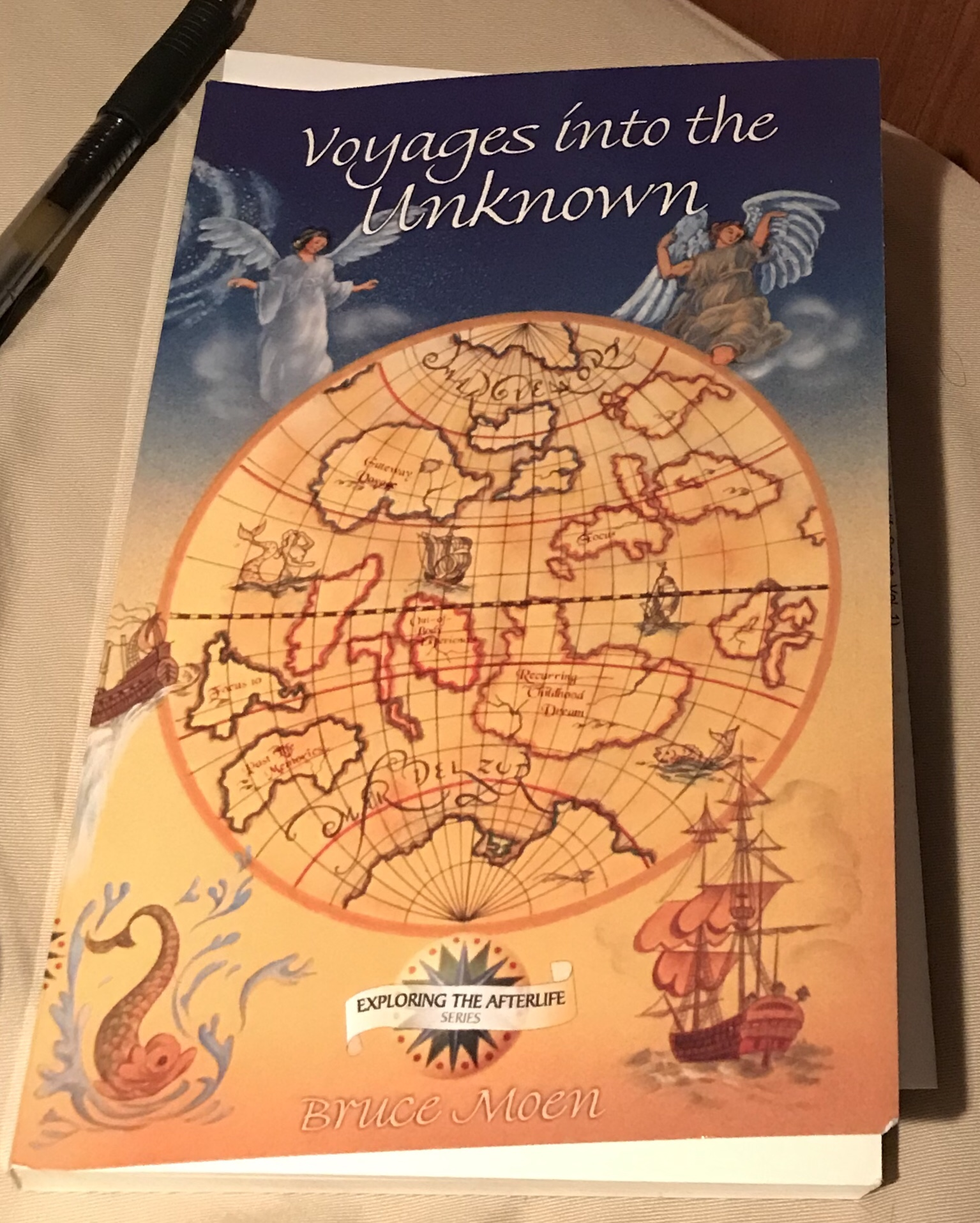 Voyages into the Unknown